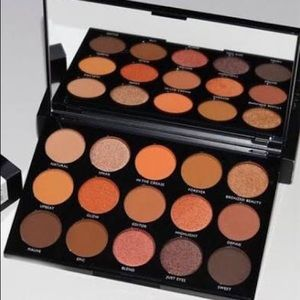 Morphe Eyeshadow Palette 15D Day Slayer